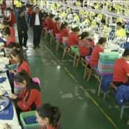 An American Sportswear Company Cut Links to a Chinese Factory Using Internment Camp Labor
