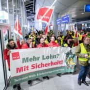 German Airport Security Staff Have Gone on Strike. Hundreds of Flights Are Canceled