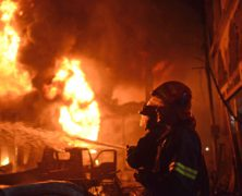 At Least 70 People Were Killed in a Fire in Bangladesh's Capital