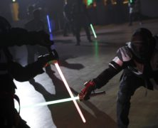 Lightsaber Dueling Is Now Recognized As a Competitive Sport in France. No, Really