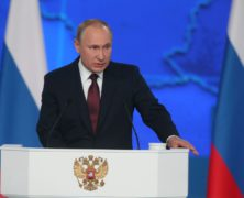 Russian President Vladimir Putin Threatens to Retaliate if U.S. Deploys New Missiles in Europe