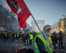France's Prime Minister Bans Yellow Vest Protests on Paris' Champs-Elysees and in Other French Cities