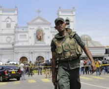 Explosions Kill More Than 130 in Sri Lanka on Easter Sunday