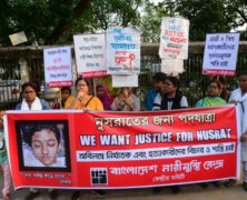 Bangladesh Protesters Demand Justice for Girl Burned to Death After Refusing to Drop Sexual Harassment Charges