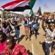 16 People Killed Since Sudan's Military Ousted President Omar al-Bashir, Activists Say