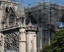 Notre Dame Cathedral Is Now Stable 4 Days After Devastating Fire