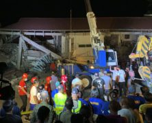 Earthquake in the Philippines Kills 3, Traps Several Others