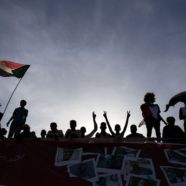 Sudanese Protesters Welcome 'Positive Steps' Taken By Ruling Military Council