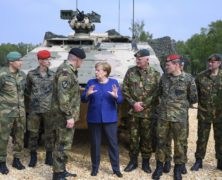 Germany Investigates Chinese Reporters It Says Were Snooping Around NATO Base