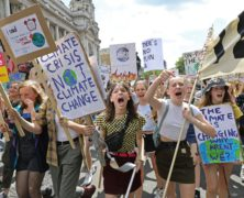 Students From 1,600 Cities Just Walked Out of School to Protest Climate Change. It Could Be Greta Thunberg's Biggest Strike Yet