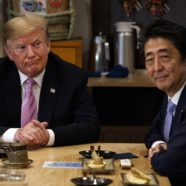 President Trump, in Japan, Says North Korea Missile Launch 'Disturbed Some of My People… but Not Me'
