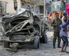 11 Killed, 25 Injured as Explosions Rock Somalia's Capital
