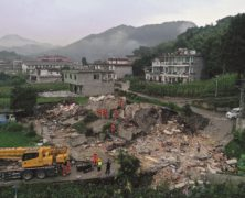 Rescue Efforts Are Underway After an Earthquake Kills at Least 12 in Southwest China