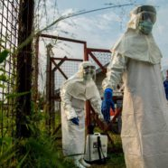 Ebola Just Spread Outside the Congo for the First Time Since the Outbreak Began