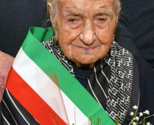 Italian Great-Grandma Who Was Europe's Oldest Person Has Died at 116