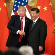 President Trump Says He'll Raise China Tariffs If President Xi Won't Meet at G-20
