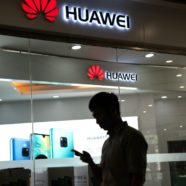 Chinese Tech Giant Huawei Hints That U.S. Pressure Is Hurting Sales