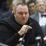 Internet Entrepreneur Kim Dotcom Fights U.S. Extradition in New Zealand Court