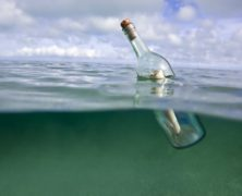A Man Who Wrote a Message in a Bottle 50 Years Ago Has Been Found