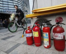 A South Korean Man Died After Setting Himself on Fire Outside the Japanese Embassy