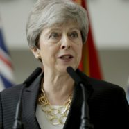 Theresa May Stands by Embattled U.S. Ambassador After Diplomatic Cables Leak