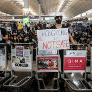 Hong Kong Protesters Bring Airport to Standstill as Anger Grows Over Police Violence