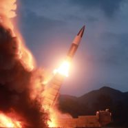 Kim Jong Un Supervised Test-Firings of an Unspecified New Weapons System, North Korea Says
