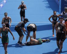 Humidity, Extreme Temperatures in Tokyo Impact Olympic Triathlon Qualifier — A 'Major Worry' for Organizers of Next Summer's Games