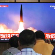 North Korea Fires Two Projectiles After Offering Talks With the U.S.