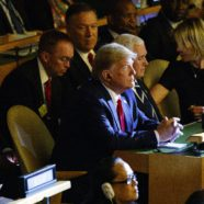 At the U.N., Trump Focuses on Religious Freedom not Climate