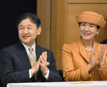 Japan's New Emperor Is Declaring His Enthronement on Tuesday. Here's What to Know