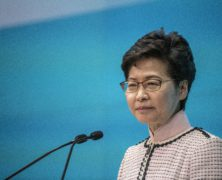 China Could Replace Hong Kong's Leader Soon, a Report Claims