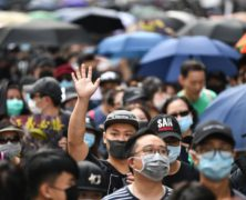 Unrest Continues Unabated in Hong Kong as March on Rail Terminus Degenerates into Arson and Street Battles