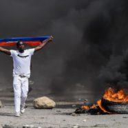 Protests Choke Communities in Haiti as Aid and Supplies Dwindle