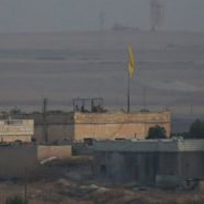 Islamic State Militants Hit U.S.-Backed Kurdish Fighters in Northern Syria