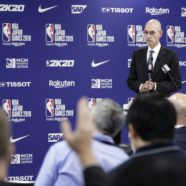Amid China Backlash, NBA Commissioner Says League Will Support Freedom of Speech