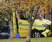 Norway Police Open Fire on Man Who Reportedly Drove Stolen Ambulance Into a Crowd