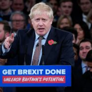 U.K. Prime Minister Boris Johnson Shakes Off a Rocky Start to the Elections