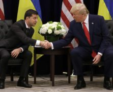 Report: U.S. Officials Knew Ukraine Felt 'Pressure' From Trump Administration to Investigate Biden